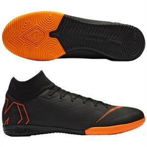 Nike Mercurial SuperflyX VI Academy IC Black/Orang